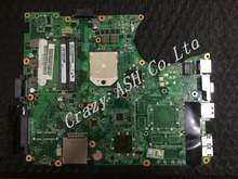 Free shipping for Toshiba L655D Laptop Motherboard Mainboard A000076380 31BL7MB0010 main card