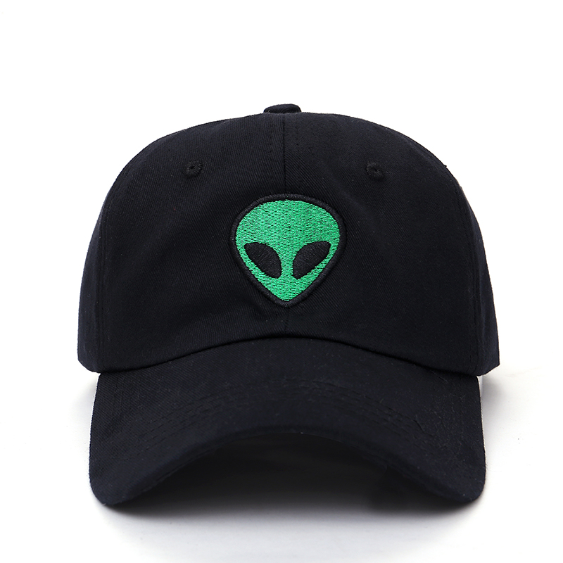 alien baseball hat brandy melville cap tumblr patch font