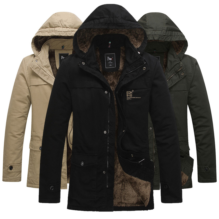 Collection Mens Military Parka Pictures - Reikian