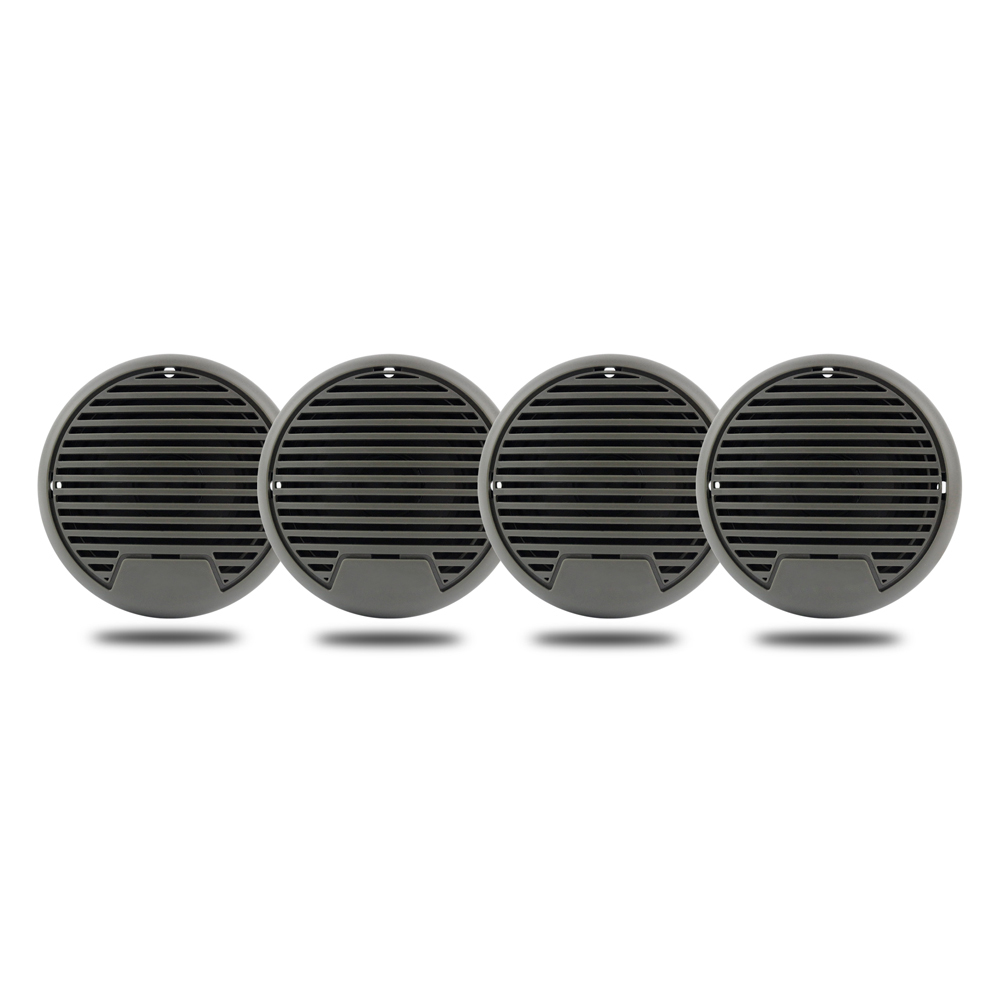 3 Inch 140W Waterproof Marine Motorcycle Speakers Audio Stereo Receiver System For Outdoor Boat SPA ATV