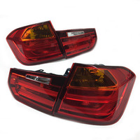 Rear turn signal brake lights lamps taillights housr holder assembly for BMW F30 316i 318i 320i 328i external Replacement Parts