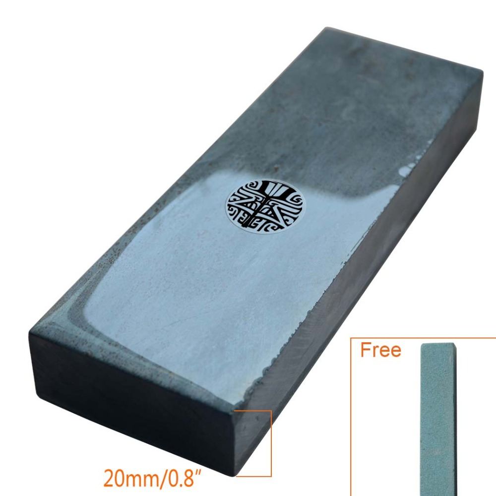 цена на ZY Guangxi 3000# Grit Whetstone Waterstone Straight Razor Folding Knife Sharpening Stone Barber Natural 7