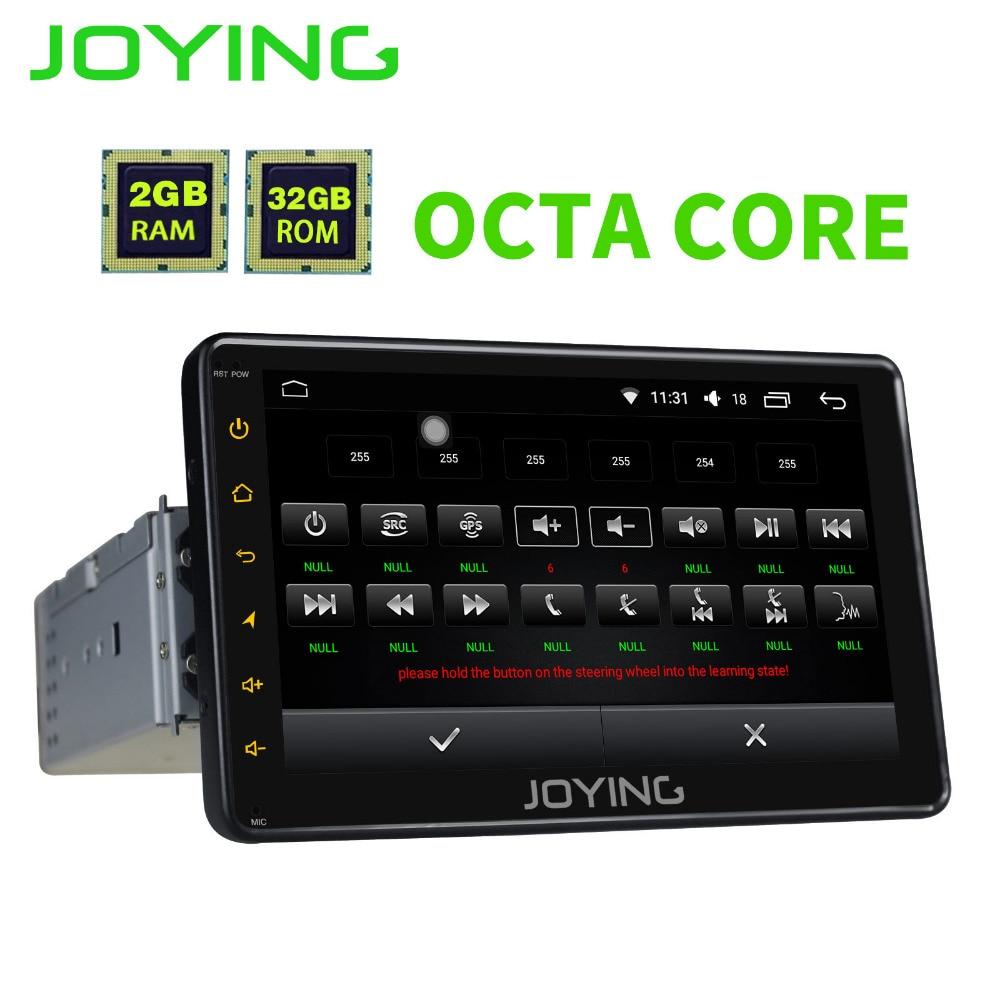 JOYING 2GB 7inch 1 Din TOUCHSCREEN GPS CAR RADIO ANDROID 5 1 LOLLIPOP OS QUAD CORE
