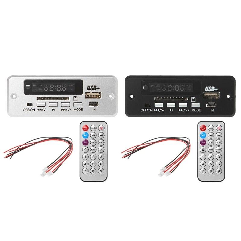 100% Waar Draadloze Mp3 Speler Decoder Board Audio Module Usb Radio Met Afstandsbediening