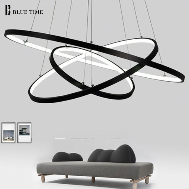 glod zwart wit kleur moderne hanglampen voor woonkamer. Black Bedroom Furniture Sets. Home Design Ideas