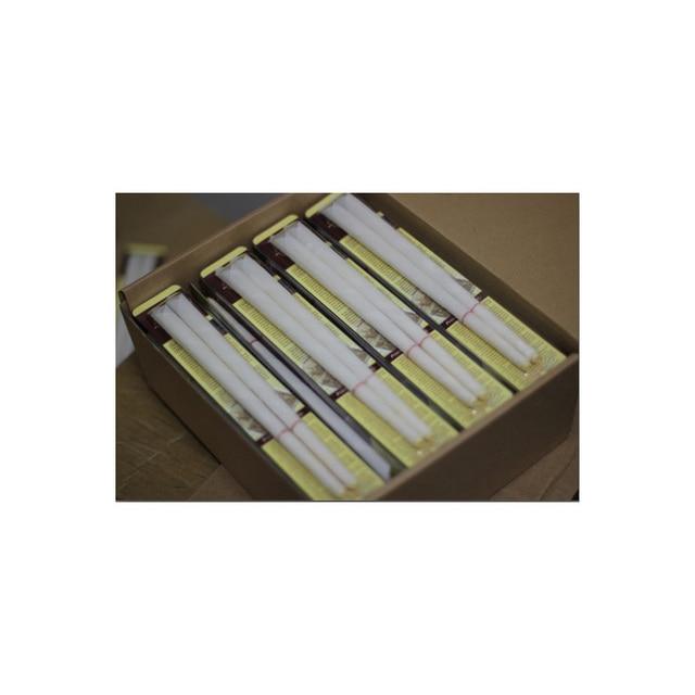 51 زوج/وحدة شموع الأذن الهندية ، رائحة النعناع ، شمعة الأذن العطرية ، مع موافقة الجودة CE ، مع قرص واقي