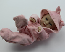 Fashion NPK Collection Doll 10 Inch Reborn Dolls Full Silicone Beautiful Realistic Girls Kids Birthday Gift
