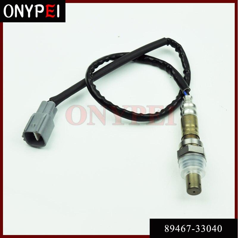 O2 кислорода Сенсор восходящих 89467-33040 для Toyota Camry Solara 01-03 2.4L L4 8946733040