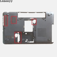 NEW Case Bottom For TOSHIBA L850 L855 C850 C855 C855D V000271660 Base Cover Series Laptop Notebook