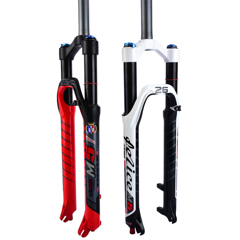 2017 New FELICE M50 Mtb Fork 26 / 27.5 Bicycle Front Fork Bike Air Suspension Fork Bicycle Accessory 2 Colors felice ew мультицентр 20159