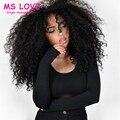 7A бразильский странный вьющиеся волосы 3 шт. много джерри вьющиеся девы человеческих волос соткет афро кудрявый вьющиеся волосы Brazillian вьющиеся волосы девственницы