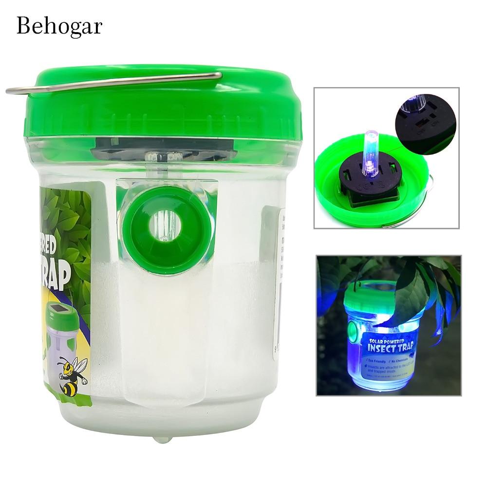 Reject Shop Outdoor Solar Lights: Behogar Electrical Anti Mosquito Killer Lamp Photocatalyst