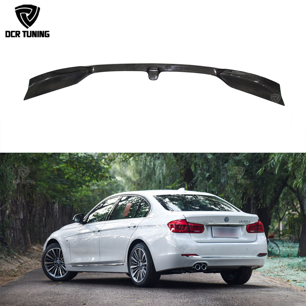 Aliexpress.com : Buy Carbon Fiber Rear Spoiler For BMW NEW