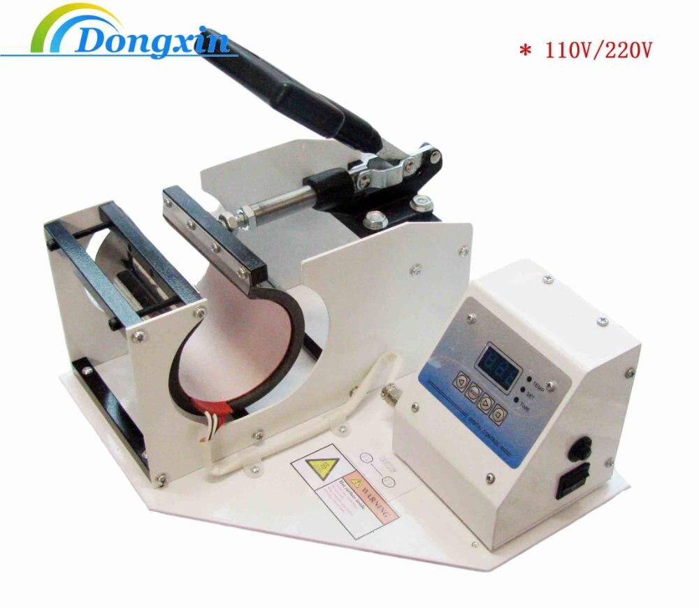 Aletler'ten Lehimleme İstasyonları'de Süblimasyon vakum makinesi otomatik ısı basın makinesi 11OZ kupa termal Transfer kahve sihirli kupa bardak baskı title=