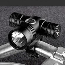 led flashlight rechargeable front Bicycle Light direct charging olight torch lamp waterproof for outdoor night riding