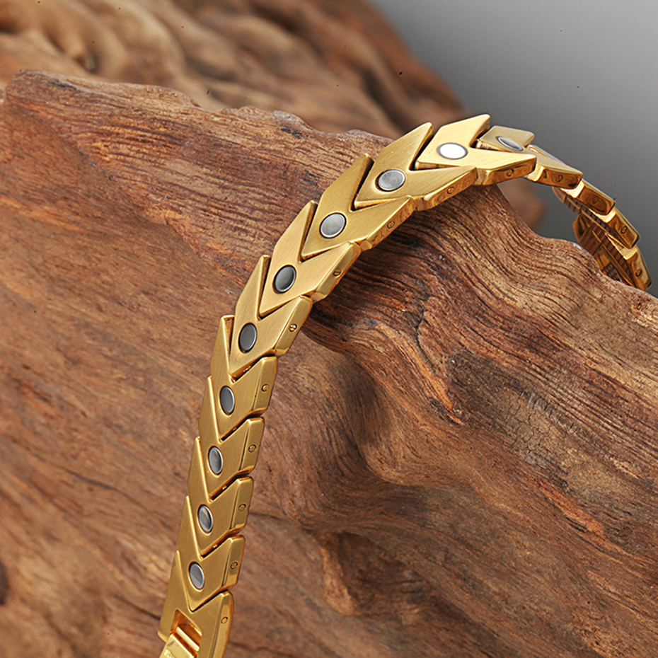 Women's Charm Magnetic Bracelet  (10)