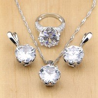 Silver-925-Bridal-Jewelry-White-Zircon-Beads-Jewelry-Sets-For-Women-Wedding-Accessories-Earrings-Pendant-Necklace.jpg_200x200