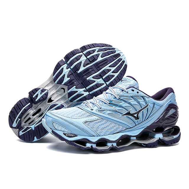 pretty nice 1e449 9b82f Mizuno Wave Prophecy 8 Professional Mens Shoes Outdoor Breathable Sport Mizuno  Wave Prophecy 7 Weightlifting Shoes