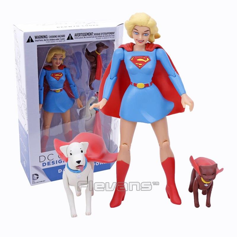 DC Comics Designer Series Darwyn Cooke Supergirl Action Figure