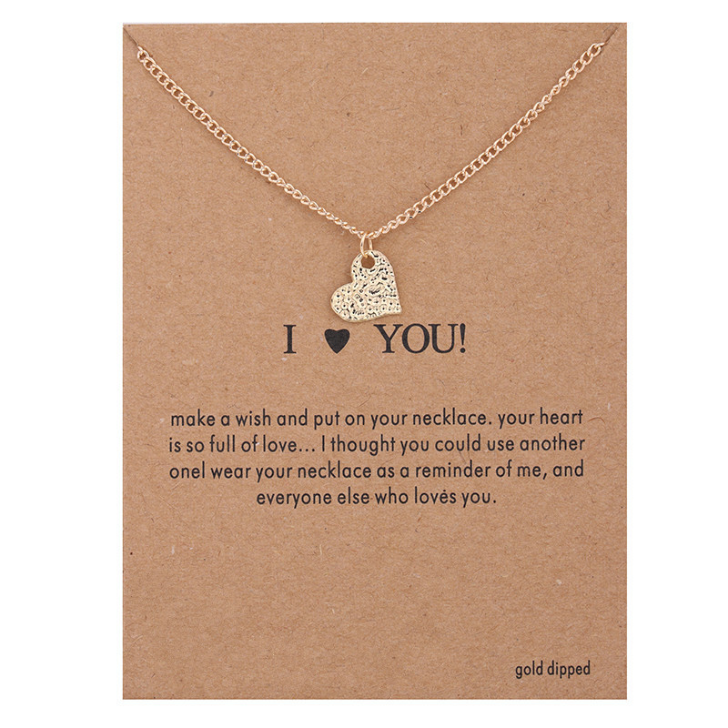 L Elephant Horse Heart Skull Necklace For Women Girls Necklaces Pendants Female Statement Wedding Jewelry Gift