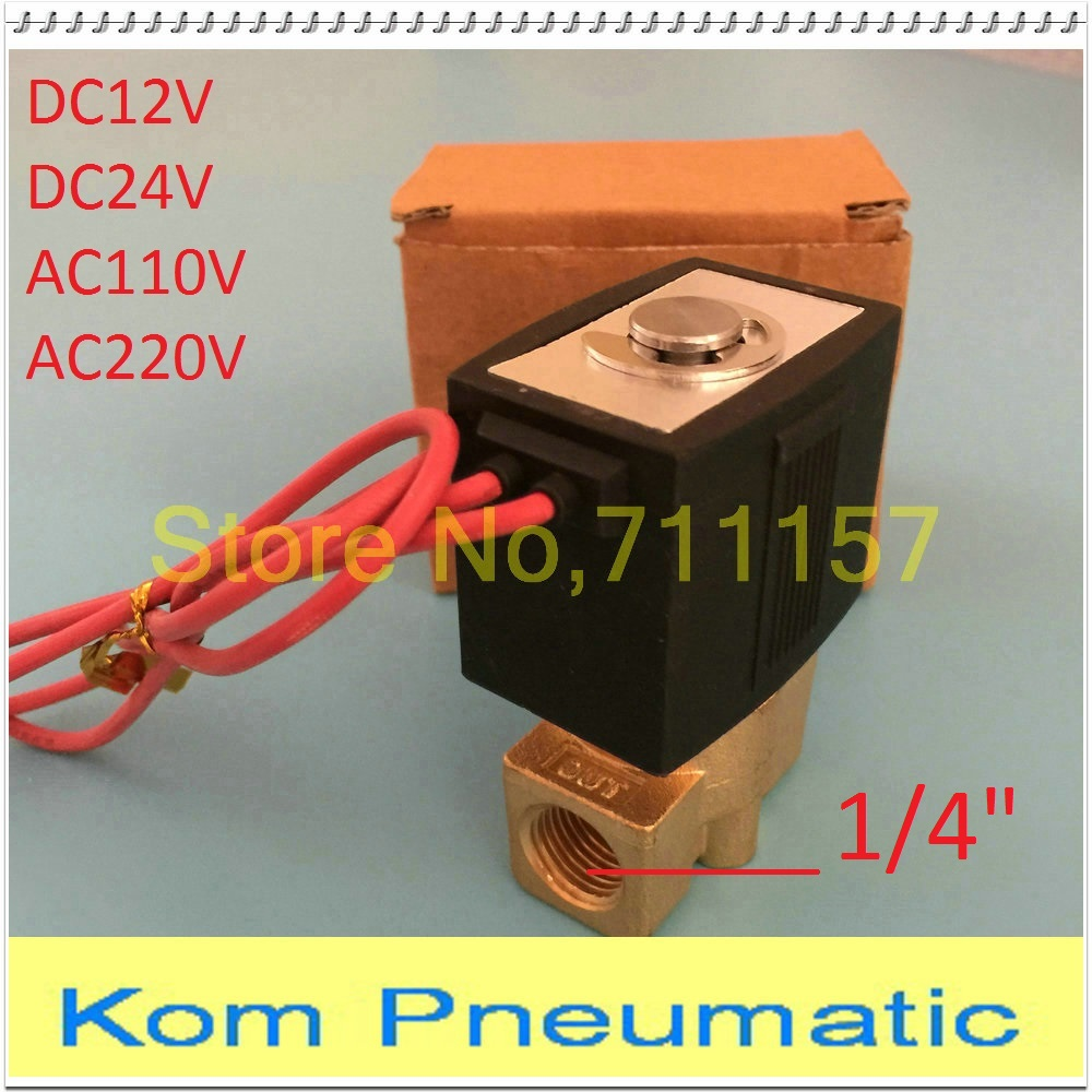 small resolution of 1 4 brass solenoid valve smc type 2 way air gas diesel steam viton b20n 12v dc 24v ac 220v 110v 2 2 nc vx2120 08 1 4 inch dn8