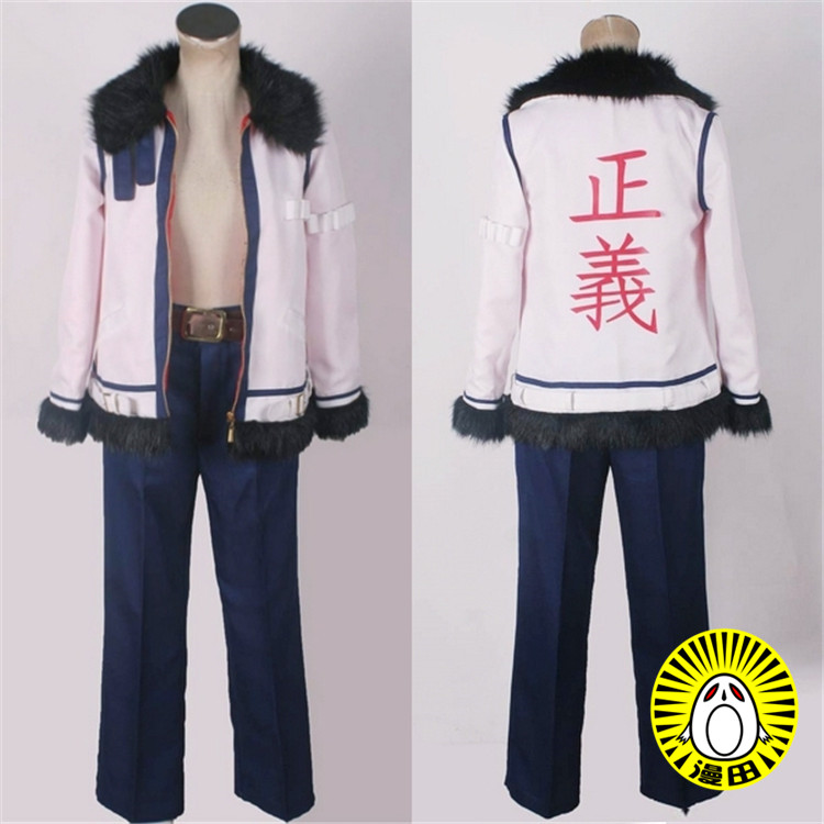Cartoon Anime ONE PIECE Cosplay Smoker Cos Halloween Male Female Cosplay Costume