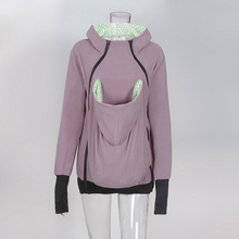 Baby Carrier Jacket Kangaroo Outerwear font b Hoodies b font Sweatshirts Coat for Pregnant Women font