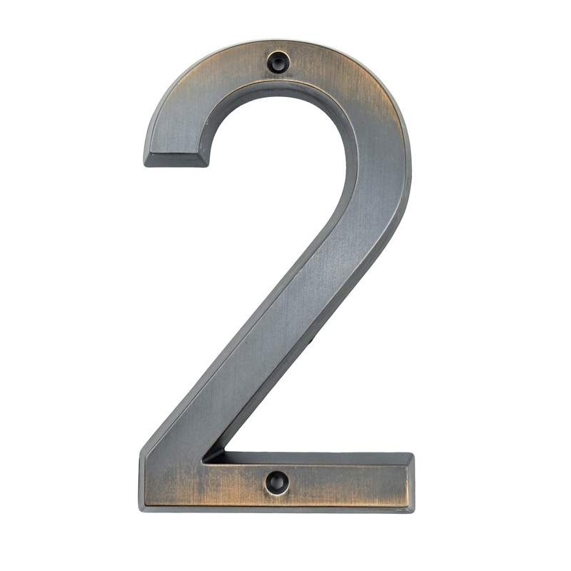 Aged Bronze 152mm Very Big House Number Door Address Number Digits Zinc Alloy Screw Mounted House Door Address Sign #2Aged Bronze 152mm Very Big House Number Door Address Number Digits Zinc Alloy Screw Mounted House Door Address Sign #2