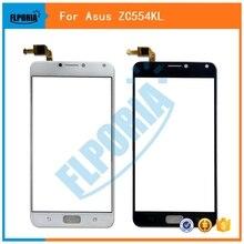 FLPORIA 1PCS For Asus zc554kl Touch ScreenPanel Front Glass Touch Screen Panel Digitizer Replacement Lens
