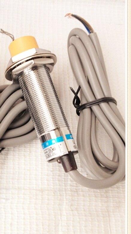 Genuine LJ18A3-8-ZBX proximity switch sensor, NPN DC three wire normally open