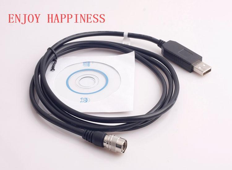 Descarga de datos USB Cable para estaciones totales sokkia WIN8 WIN7 sistema
