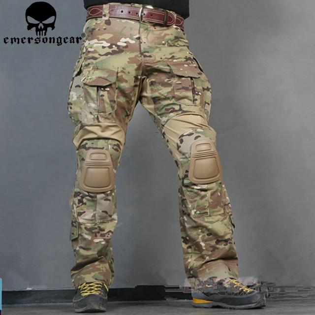 Emerson тактический bdu G3 военные брюки Emerson bdu Military армейские брюки с колодки Мультикам