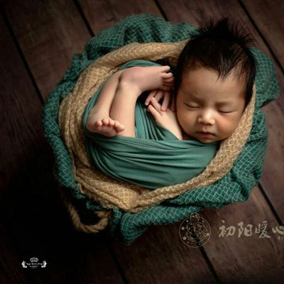 2017 new newborn posing knit wraps fabric newborn photography props baby blanketcotton soft photo wrap cloth accessories in sheets from mother kids on