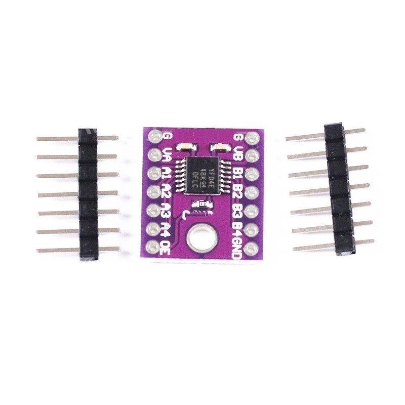 1PCS TXS0104 4Bit Bidirectional Voltage Level Converter I2C IIC NEW