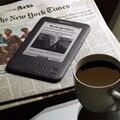 Оригинальный kindle 3 экран eink клавиатура 6 дюймов e-book reader mp3 они kindle nook kobo электронный магазин и книг и чернил