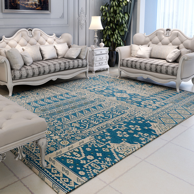 160x230cm Northern Europe Style Carpets For Living Room