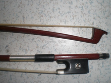 2 PCs High Quality Brazil Wood Violin bow 4/4 with Ebonyfrog
