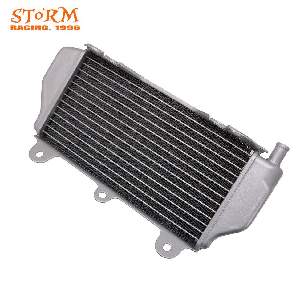 left aluminum radiator yamaha YZ450F YZF 450F 4STROKE 2010-2013 2011 2012 13 12