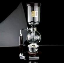 Hohe qualität 5 tassen japan stil siphon kaffeemaschine hario siphon maker tee siphon topf