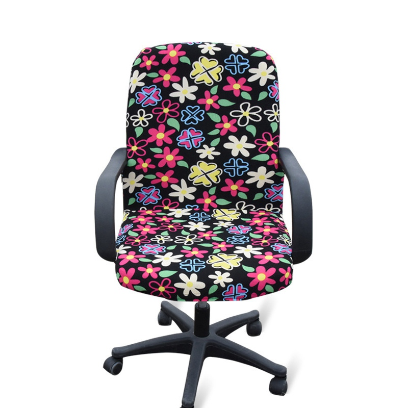 New Design Office Computer Chair Cover Stretch Armchair