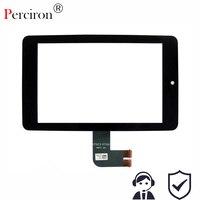 """Novo 7 """"polegada painel da tela de toque com digitador para asus memo pad hd 7 me173 me173x k00b k00u frete grátis screen panel inch touch screen touch screen -"""
