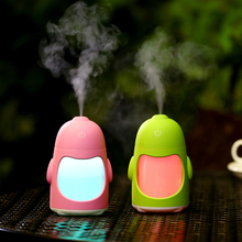 ejoai Creative Cute Penguin Humidifier USB Air Humidifier For Home Car Office Mini Desktop Mute Diffuser Mist Maker Fogger