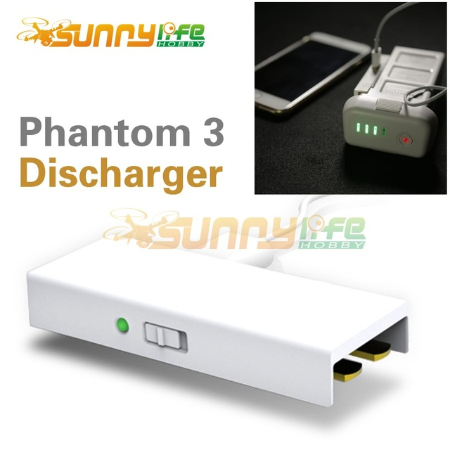 Phantom 3 Battery Discharger Battery Manager for DJI Phantom 3