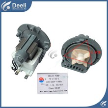 New Original for Washing machine parts drain pump 220V 220V DC31-0030H B20-6 PX-2-35 = PX-2-35-1 drain pump motor good working