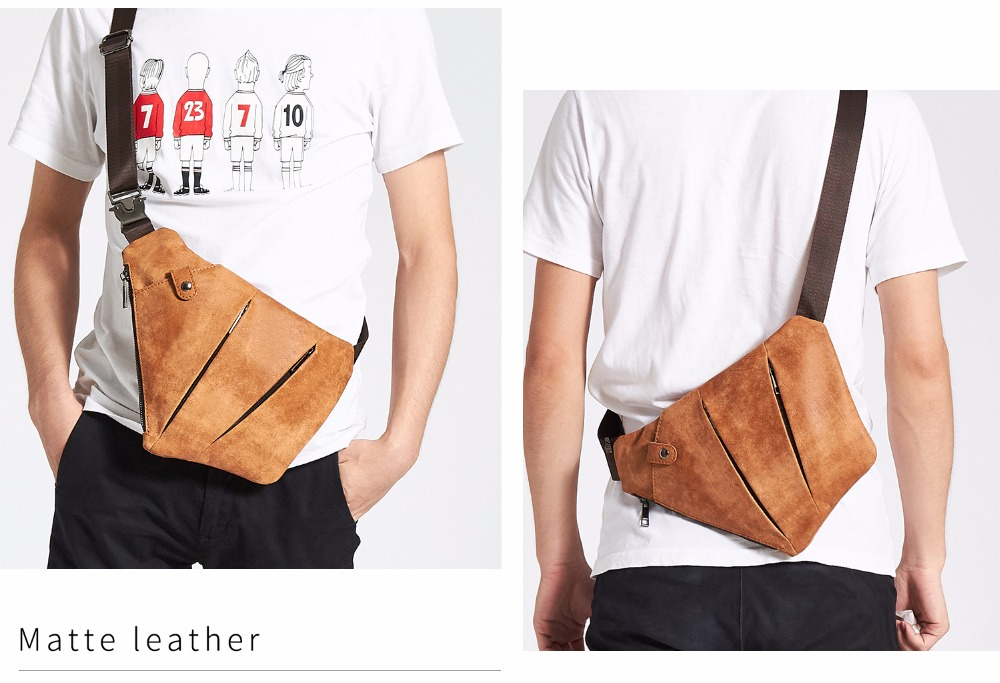 New Leather Casual Crossbody 8