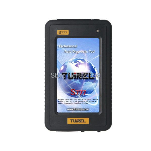 New Product Tuirel S777 With Total 46 car Software Retail DIY Professional Auto Diagnostic Tool S777 Scanner Multiple Language