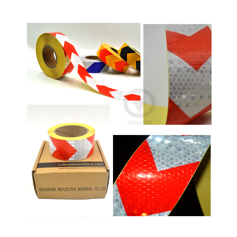 5cmx5m Bicycle Cycling Motorcycle Reflective Stickers Strip Decal Tape Safety Waterproof in Car Stickers from Automobiles Motorcycles