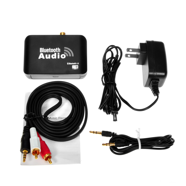 sound system bluetooth. bluetooth audio receiver for sound system / receiver/ most speakers hd music