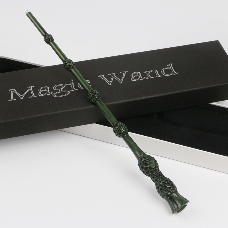 Free Shipping Harry Moive LED LIGHT Christmas Gift  Six-Ball Dumbledore's Magical Wand New In Box