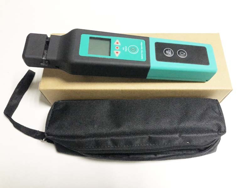 Оптоволоконный идентификатор 750nm-1700nm SM и мм волоконный кабель FF-3306A